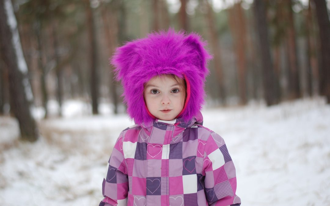 How to Take Better Winter Photos of Kids