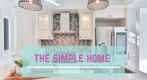 The simple home podcast