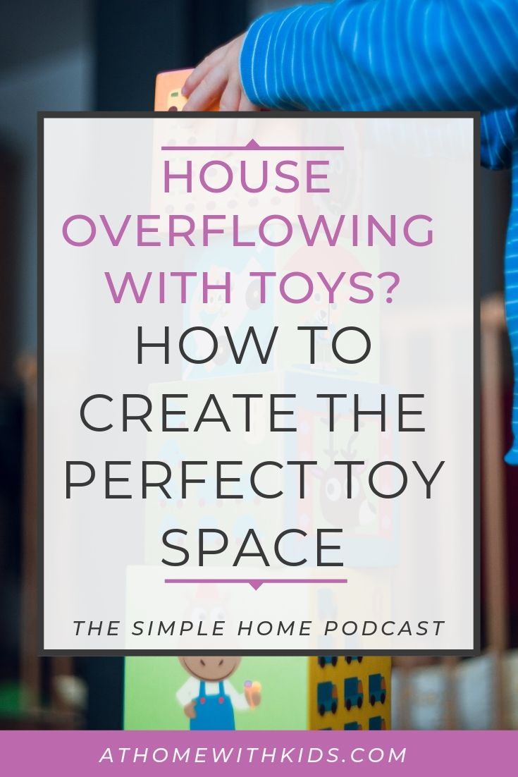 how to curate your toys