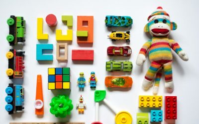 How To Curate Your Toys- The Simple Home Podcast
