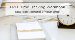 Time tracking workbook
