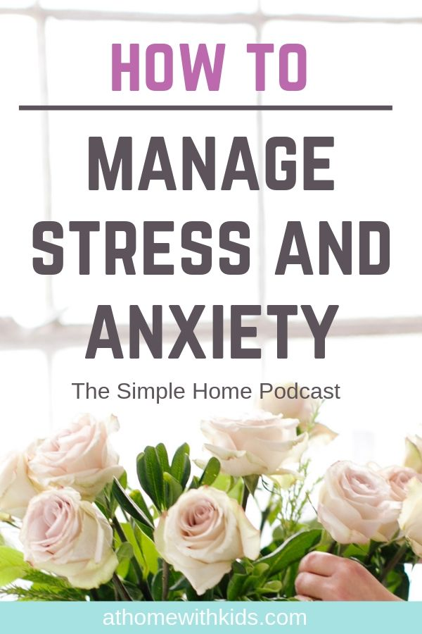 How to manage stress and anxiety in motherhood