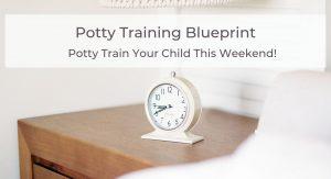 potty training blueprint