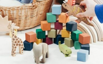 Create And Maintain A Clutter Free Toy Space