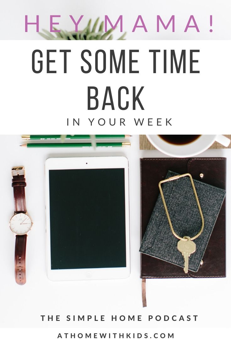 get your time back
