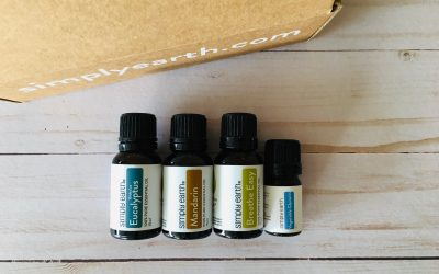 Simply Earth Essential Oils- A Healthier Fall Home