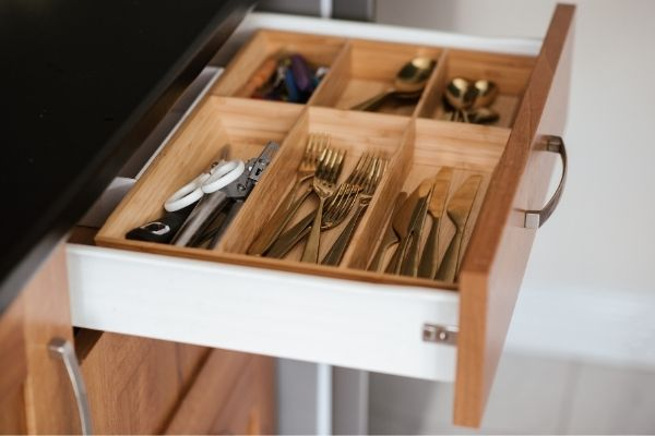 How To Make It Easy To Put Stuff Away- Key To Organization